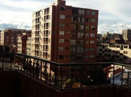 Apartamento Cedritos, Bogotá (La Cecilia yakınında)