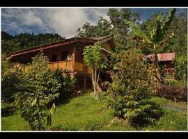 Selang Pangeran Homestay & Jungle Trekking, Bohorok (рядом с городом Timbanglawang)