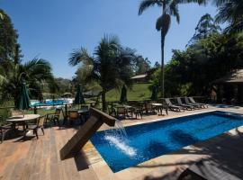 Espaço Terra Hotel, Embu (Near Cotia)