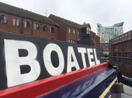 Boatel Birmingham