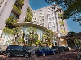 Soll Marina Hotel Serpong, Serpong (рядом с городом Kampungklapa)