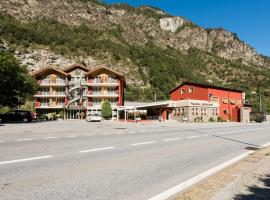 Hotel-Restaurant Ackersand