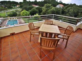 Apartamento Playa de Balea 2, О-Грове (рядом с городом Реборедо)
