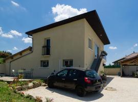 Guest House Domaine des Grouilleres, Saint-Clair-du-Rhône (рядом с городом Vérin)