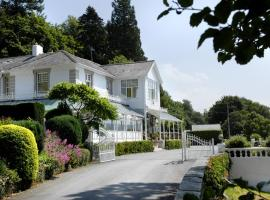 Plas Maenan Country House & Restaurant, Conwy