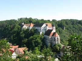 Schloss Haigerloch, Haigerloch (Starzach yakınında)