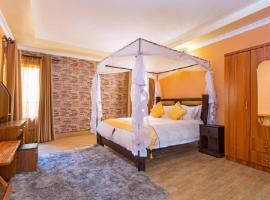 Nokras Riverine Hotel & Spa, Sagana