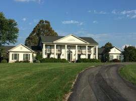 The B & B at Queenslake, Georgetown