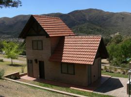 Huerta Grande Cabañas, Huerta Grande (Alto San Pedro yakınında)
