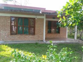 Casa 2 habitaciones en Costa Esmeralda, Tecolutla