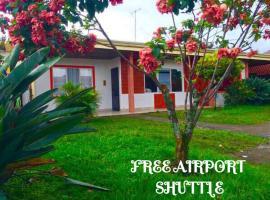 Hotel Your House, Alajuela (San Juan Abajo yakınında)