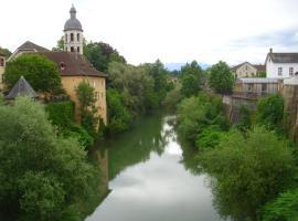 glam, Le Pont-de-Beauvoisin (рядом с городом Pressins)