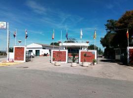 Parque de Campismo Orbitur Quarteira