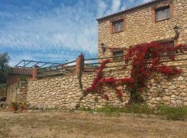 Casa Rural Soto de Nisa, La Borrega
