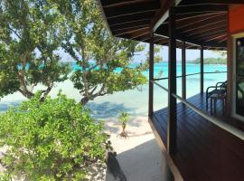 Sunrise Beach Cabanas Resort, Luganville