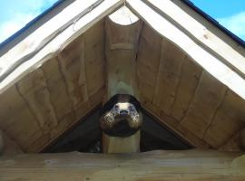 Badger's Wood at Hoo Farm, Телфорд (рядом с городом Tibberton)