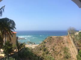 Peaceful Ocean View Studio