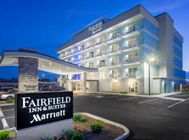Fairfield Inn & Suites by Marriott Ocean City, Оушен-Сити