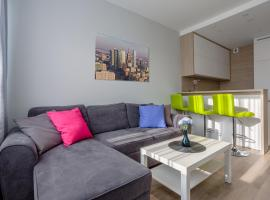 Chill Apartments Mokotow Business Park