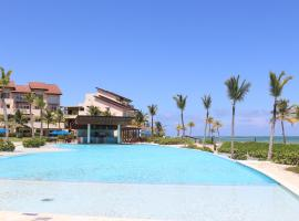 Beach Front Apartment Cap Cana, Punta Cana (Juanillo yakınında)