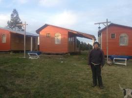 Cabañas Mitos y Leyendas de Chiloé, Llau-Llao (Llaullau yakınında)