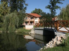 Zichy Park Hotel, Bikács (рядом с городом Sáregres)