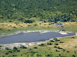 Thobolo's Bush Lodge, Kachikau (Chobe yakınında)