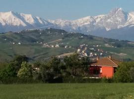 Casa San Mauro, Ripattone (San Mauro yakınında)