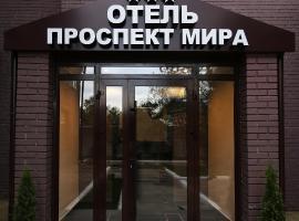 Отель Проспект Мира
