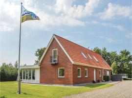Four-Bedroom Holiday Home in Ribe, Mandø By