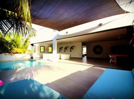 Jetset Villa Curacao, Willemstad (Vredeberg yakınında)