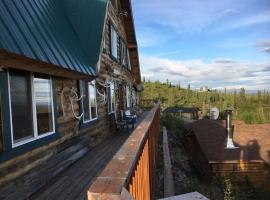 Alpine Creek Lodge, Cantwell