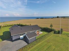 Three-Bedroom Holiday Home in Sydals, Mommark