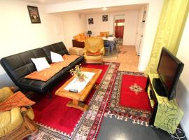 Appartement Attarki, Сен-Жермен-ан-Ле (рядом с городом Mareil-Marly)