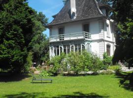 Chambres d'Hôtes la Maison de Juliette, Valentigney (рядом с городом Pont-de-Roide)