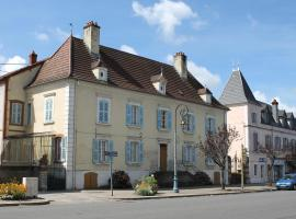 Chambres d'hôtes La Distillerie B&B, Saint-Germain-du-Bois (рядом с городом Simard)
