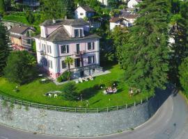 Villa Edera Wild Valley Hostel, Auressio