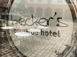 Beckers Boutique Hotel