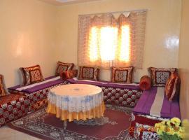 Reste house, Dakhla