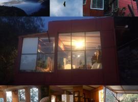 La casa en la montaña, Lo Barnechea