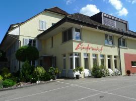 Eintracht Restaurant + Catering, Kestenholz (Oensingen yakınında)