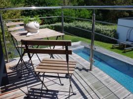 Bed & Breakfast Chez'O, Tosse (рядом с городом Saint-Vincent-de-Tyrosse)