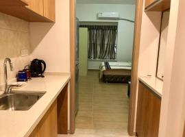 Tu Le Hotel Apartment (Guangzhou Baixin Square Branch), Guangzhou (Xinshi yakınında)