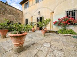 Villa Le Pergole, Floransa (Terra Rossa yakınında)