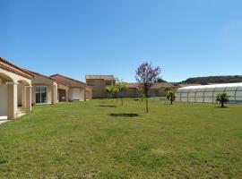 Park & Suites Village Gorges de l'Hérault-Cévennes, Brissac (рядом с городом Агонес)