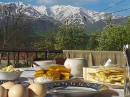 Saro's Bed and Breakfast in Tatev, Tat'ev (Halidzor yakınında)