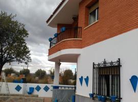 Casa Moya, Abla