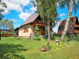 Holiday home in Stanovice/Südböhmen 1495, Stanovice (Dobrá Voda yakınında)