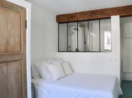 Appartement Paris-BHV Marais