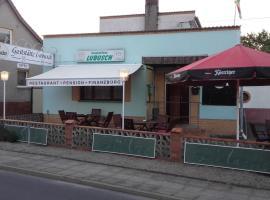 Restaurant Pension Lubusch Gahro, Gahro (Fürstlich Drehna yakınında)